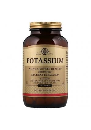 Potassium 250 табл (Solgar)