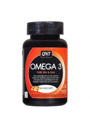 Omega 3 60 капс (QNT)