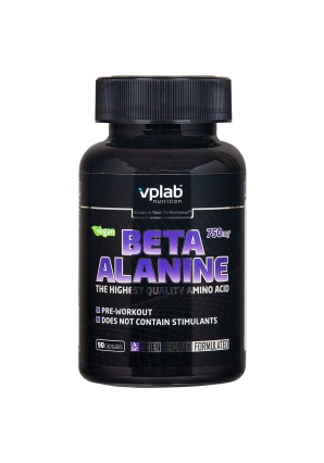 Beta Alanine 90 капс (VPLab Nutrition)