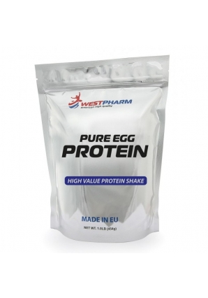 Pure Egg Protein 454 гр (WestPharm)