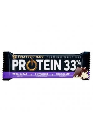Protein Bar 33% 50 гр 25 шт (GO ON Nutrition)