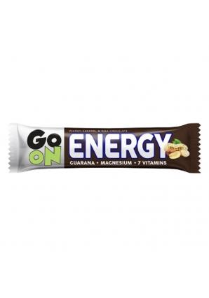 Energy Bar 50 гр 24 шт (GO ON Nutrition)