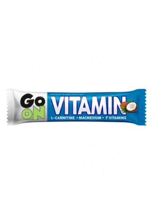 Vitamin Bar 50 гр 24 шт (GO ON Nutrition)