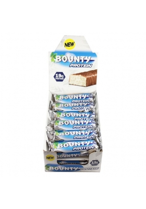 Bounty Protein Bar 51 гр 18 шт (Mars Incorporated)