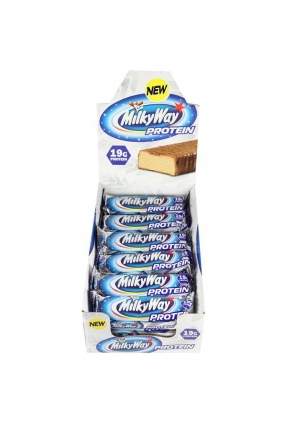 Milky Way Protein Bar 51 гр 18 шт (Mars Incorporated)