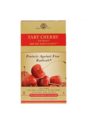 Tart Cherry Extract 90 капс (Solgar)
