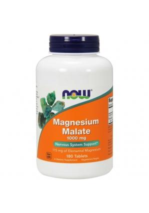 Magnesium Malate 1000 мг 180 табл (NOW)
