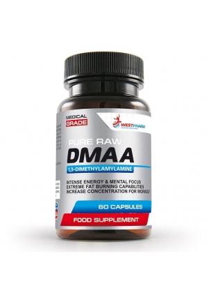 DMAA 50 мг 60 капс (WestPharm)
