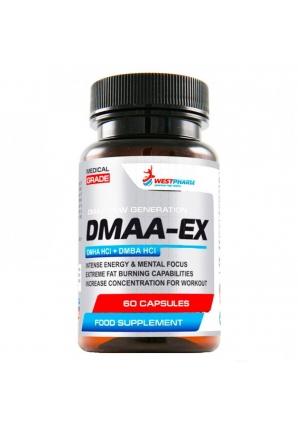 DMAA-EX 450 мг 60 капс (WestPharm)