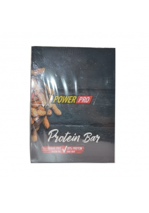 Protein Bar Sugar Free 20 шт 40 гр (Power Pro)