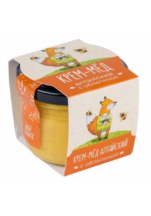 Алтайский крем-мёд с облепихой 125 гр (Altaivita)