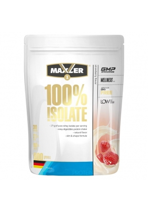 100% Isolate 900 гр (Maxler)