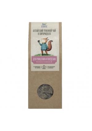 Травяной чай Для очищения и похудения в пирамидках 60 гр (Altaivita)