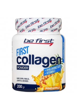 Collagen + Hyaluronic acid + Vitamin C 200 гр (Be First)