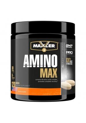 Amino Max Hydrolysate 120 табл (Maxler)