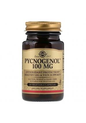 Pycnogenol 100 мг 30 капс (Solgar)