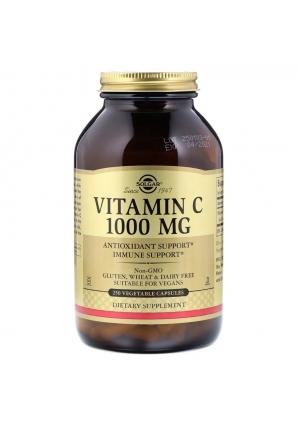 Vitamin C 1000 мг 250 капс (Solgar)