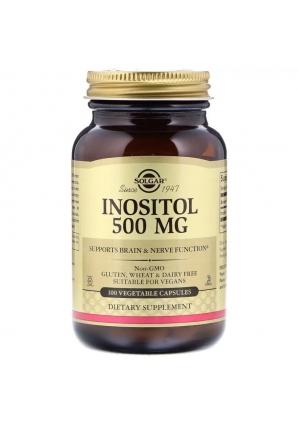 Inositol 500 мг 100 капс (Solgar)