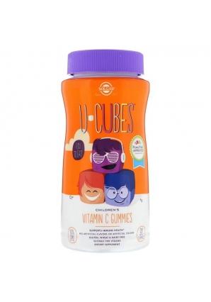 U-Cubes Vitamin C 90 жев.табл. (Solgar)
