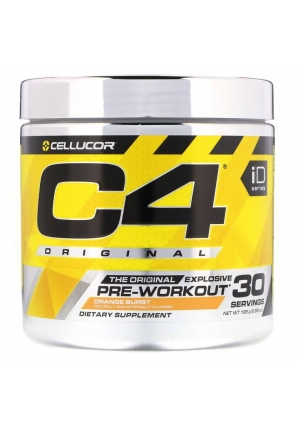 C4 Original Pre-Workout 195 гр (Cellucor)