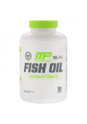 Fish Oil 180 капс (MusclePharm)